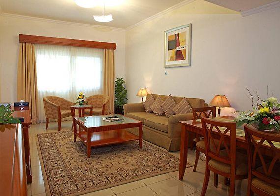 Rose Garden Hotel Apartments B Dubai